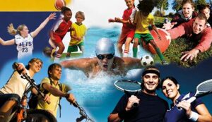 Sports Recreation Helps Us To Be Healthy