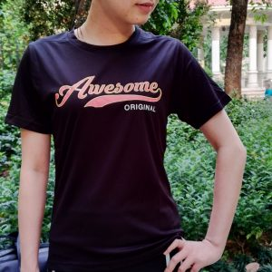 Women Short Sleeve Awesome T-shirt (Limited Edition)