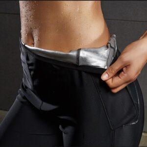Women Hotsuit High Waist Sweat Pants