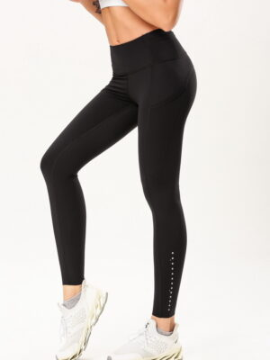 active pockets hr compression tights