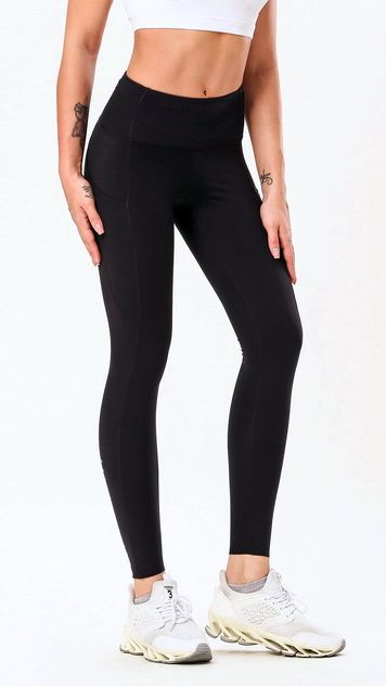 active pocket compression leggings